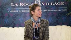 Entrevista a Francesca Tur en la 080 Barcelona Fashion