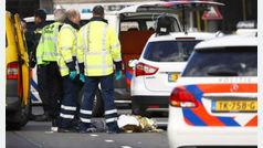 """Tres muertos y nueve heridos en un tiroteo en Utrecht """"potencialmente terrorista"""""""