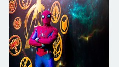 Así es el Disney's Hotel New York - The Art of Marvel en Disneyland Paris.