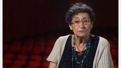 Francisca Aguirre, premio Nacional de las Letras, lee su poema 'Frontera'