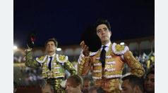 El magisterio de Juli triunfa con Lorenzo en el Corpus de Toledo