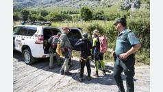 Encuentran con vida y en buen estado a las tres espeleólogas desaparecidas en la cueva de Coventosa