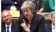 """Theresa May asegura que Gibraltar no quedará """"excluido"""" en las negociaciones del Brexit"""