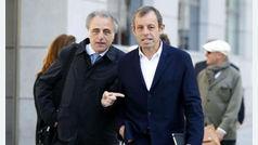 La Audiencia absuelve a Sandro Rosell por no poder acreditar las acusaciones