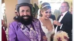 Karina y Juan Miguel eclipsan a su hija el día de su boda