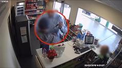Un guardia civil fuera de servicio evita el atraco a una gasolinera