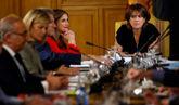 Dolores Delgado, en horas críticas por sus tratos con Villarejo