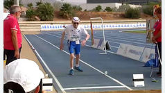 La proeza de Giuseppe: campeón de atletismo con 102 años