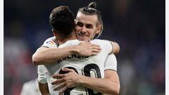 Bale lidera a un Real Madrid contra la melancolía