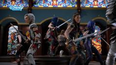 Disney Channel estrena las nuevas aventuras de Los Descendientes 3