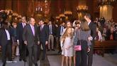 El rifirrafe entre la Reina Letizia y doña Sofía que obliga al Rey a...