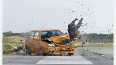 Los accidentes de tráfico con jabalíes en España se disparan un 47%