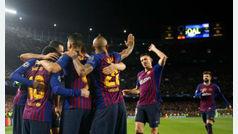 El Barça, único equipo español clasificado para cuartos de la Champions