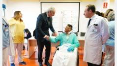 Primer trasplante de corazón con una técnica que permitirá aumentar el número de órganos disponibles