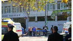 Al menos 18 muertos y decenas de heridos en un ataque a un centro educativo de Crimea