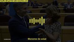 Dolores Delgado desveló que jueces y fiscales acabaron con menores durante un viaje en Colombia