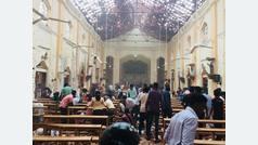 Cientos de muertos y heridos en una oleada de atentados en Sri Lanka