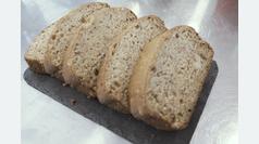 Recetas sencillas y saludables: pan de plátano