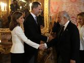 Felipe VI agradece el apoyo internacional sin fisuras a España ante...