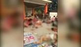 Una guardería en China devastada por una terrible explosión