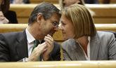 Catalá asegura que 'los líos' de su mensaje a Ignacio González no...