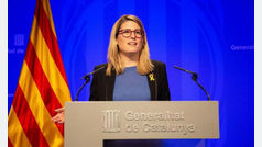 La Generalitat considera que la situación en Cataluña es un problema de Estado