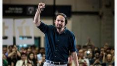 """Pablo Iglesias llama al """"boca a boca"""" a los suyos"""
