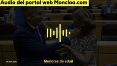 La ministra Delgado desveló que jueces y fiscales acabaron con menores durante un viaje en Colombia
