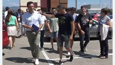 """Luis Enrique pide un """"despacho diáfano, más grande"""" en Las Rozas"""