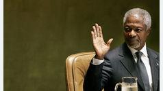 Muere Kofi Annan, ex secretario general de Naciones Unidas, con 80 años