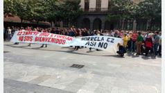 Miraballes boicotea el homenaje de Ciudadanos a las victimas del terrorismo