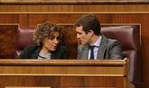 El PP exige a Ciudadanos que presente una moción de censura en...