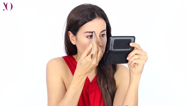 Copia el maquillaje primaveral de Lily Collins