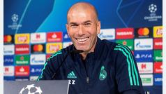 """Zidane: """"El equipo ha estado espectacular"""""""