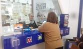 La administración de lotería de Sant Llorenç, desbordada tras la...