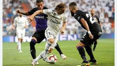 Hacienda impone una nueva sanción fiscal a Modric de 1,2 millones de euros
