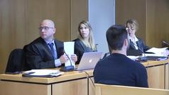 A juicio tres jóvenes por agresión sexual en grupo a una chica en Madrid