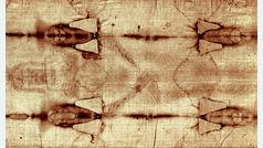 Al menos la mitad de las manchas de la Sábana Santa fueron hechas con pincel