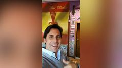 El polémico vídeo de la visita de Fran Rivera al bar franquista Casa Eladio