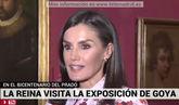 Así ha sido la inusual entrevista a la Reina Letizia en Telemadrid