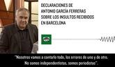 Declaraciones de Antonio García Ferreras en Onda Cero