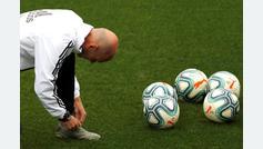 """Zidane asegura que Bale """"nunca habla de marcharse"""""""