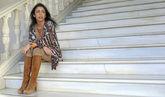 La diputada de Ciudadanos y candidata a presidir el Parlamento...