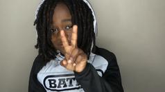Es el nuevo competidor de Usain Bolt y tiene 7 años