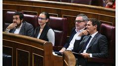 """Ciudadanos plantea al PP bloquear los Presupuestos de Pedro Sánchez por """"ilegales"""""""
