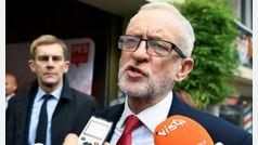 """Corbyn critica el acuerdo y dice que es """"aún peor que el de Theresa May"""""""