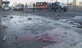 Atentado suicida en Bagdad con 26 muertos y más de 100 heridos