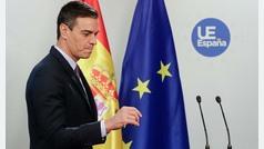 Sánchez replica a Junqueras que el diálogo debe tener seguridad jurídica