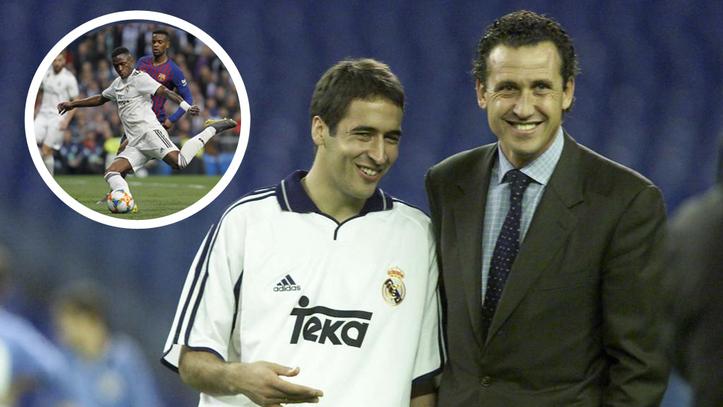 eca2b52e9fa Real Madrid  El plan de Valdano con Raúl... que haría con Vinícius ...