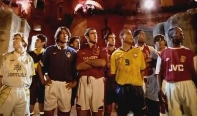 radical insertar por favor no lo hagas  Ten football adverts that marked your childhood | MARCA in English